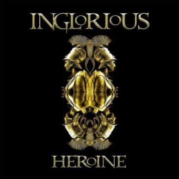 Inglorious - Heroine - Album Cover