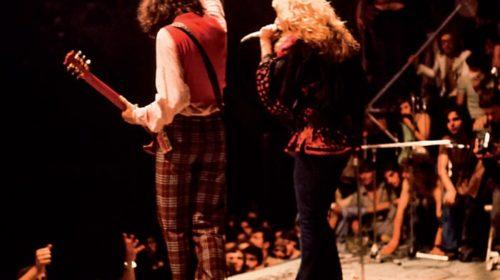 Led Zeppelin - Led Zeppelin 71 - La Notte Del Vigorelli - Book Cover