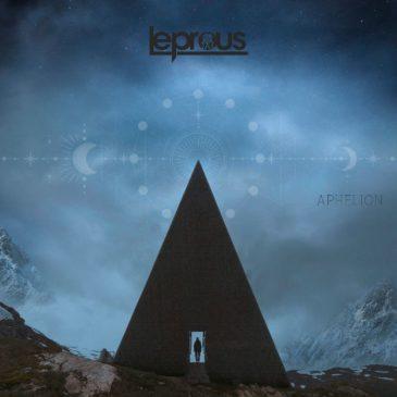 Leprous - Aphelion - Album Cover