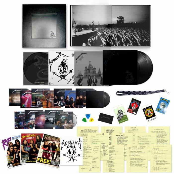 Metallica - The Metallica Blacklist - Album Cover