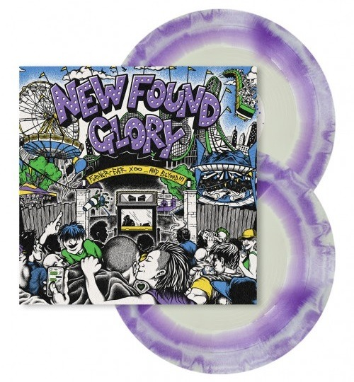 New Found Glory - Forever And Ever X Infinity And Beyond - Album Cover