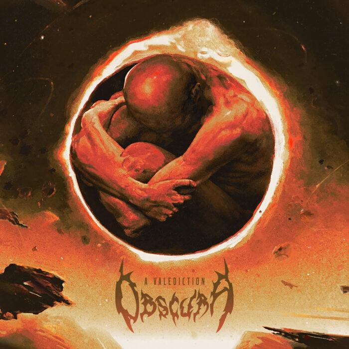 Obscura - A Valediction - Album Cover