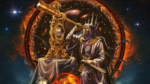 Resurrection Kings - Skygazer - Album Cover