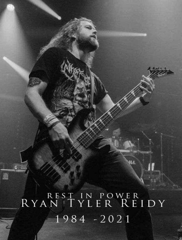 Ryan Tyler Reidy