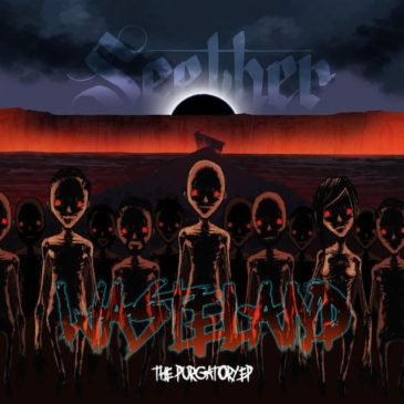 Seether - Wasteland The Purgatory - EP Cover