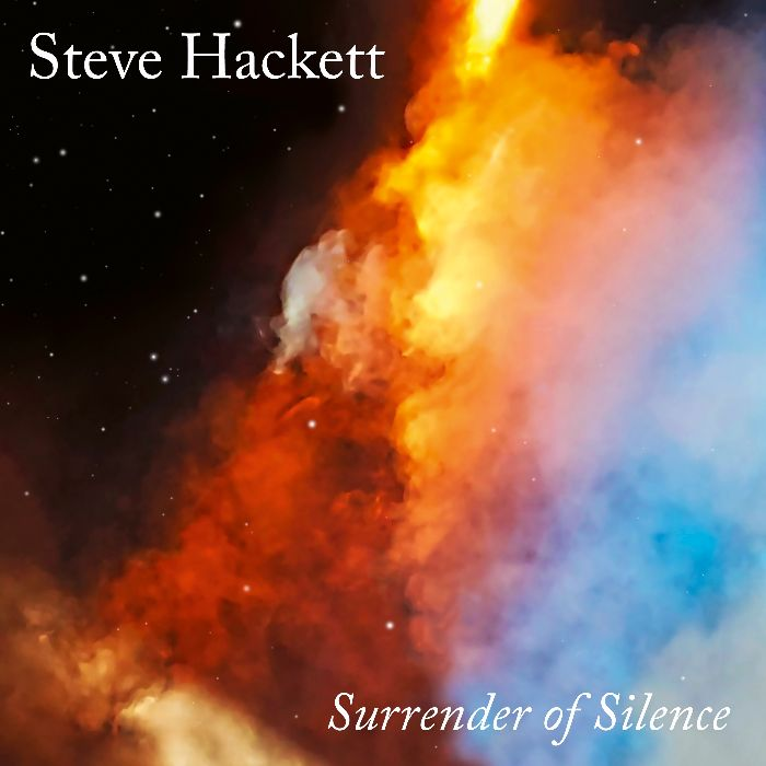 Steve Hackett - Surrender Of Silence - Album Cover