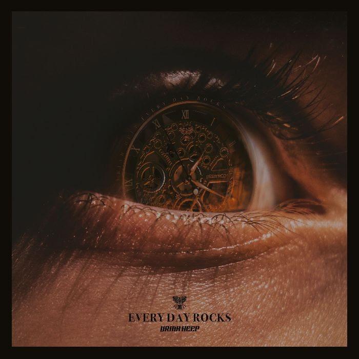 Uriah Heep - Every Day Rocks - Boxset Cover