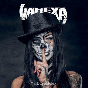 Vanexa - The Last In Black - Album Cover