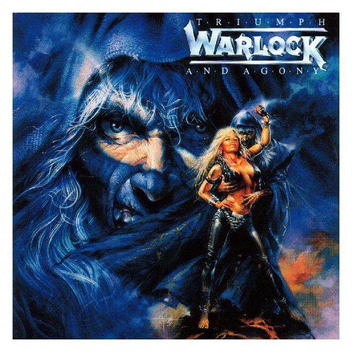 Warlock - Triumph And Agony - Album Cover