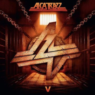 Alcatrazz - V - Album Cover