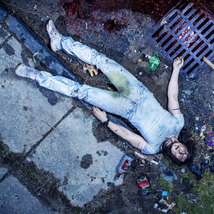 Andrew WK - God Is Partying - Album Cover