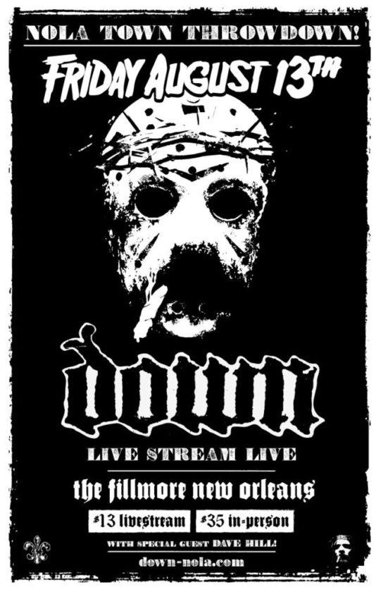 Down - Nola Livestream 2021 - Promo
