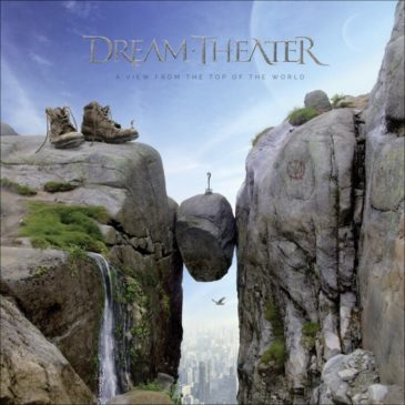 Dream Theater - A View From The Top Of The World - Album Cover