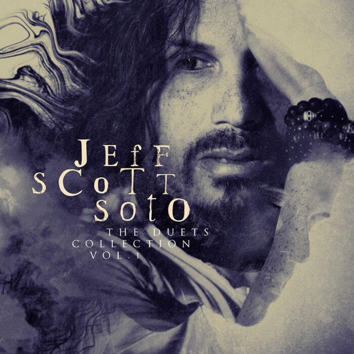 Jeff Scott Soto - The Duets Collection Vol 1 - Album Cover