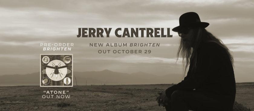 Jerry Cantrell - Brighten - Album Cover
