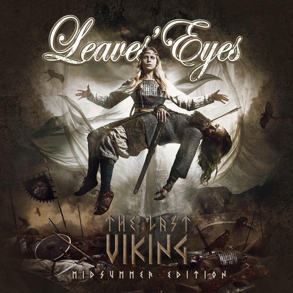 Leaves Eyes - The Last Vikings Midsummer Edition - Album Cover