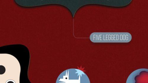 Melvins - Five Legged Dog - Album Cover