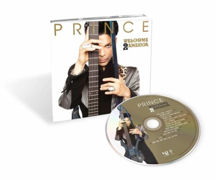 Prince - Welcome 2 America - Album Cover