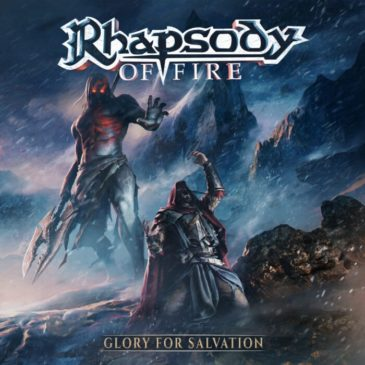 Rhapsody Of Fire - Glory Of Salvation - Album Cover