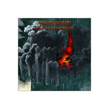 Tony Kaye - End Of Innocence - Album Cover