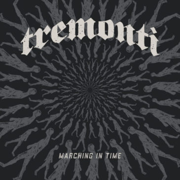 Tremonti - Marching In Time - Album Cover