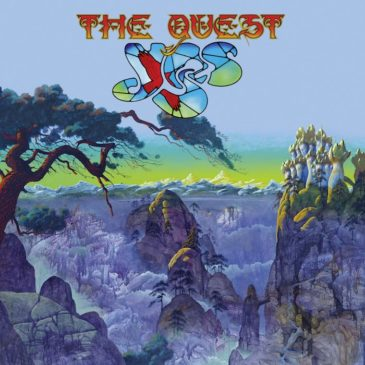 Yes - The Quest - Album Cover