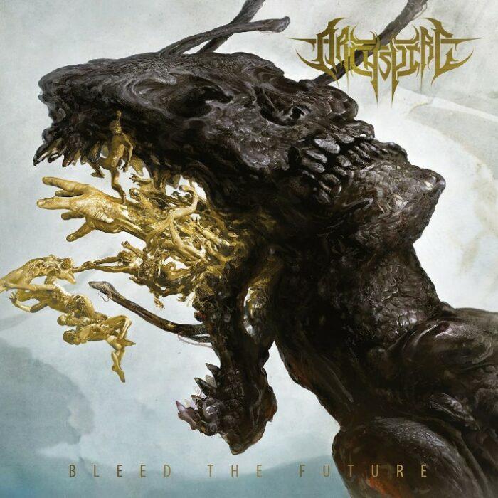 Archspire - Bleed The Future - Album Cover