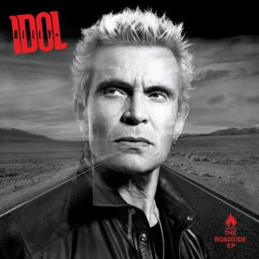 Billy Idol - The Roadside - EP Cover