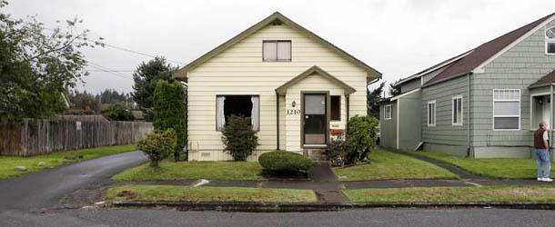 Casa Di Infanzia Di Kurt Cobain