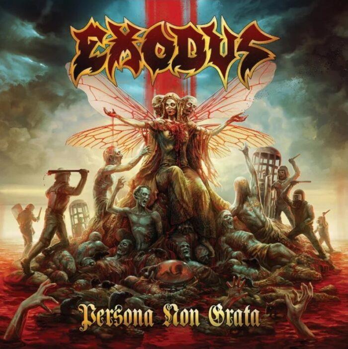 Exodus - Persona Non Grata - Album Cover