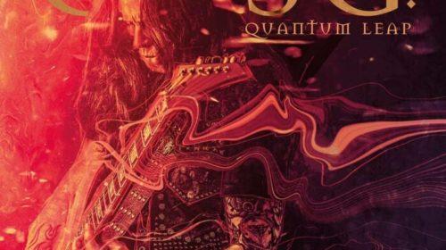 Gus G - Quantum Leap - Album Cover