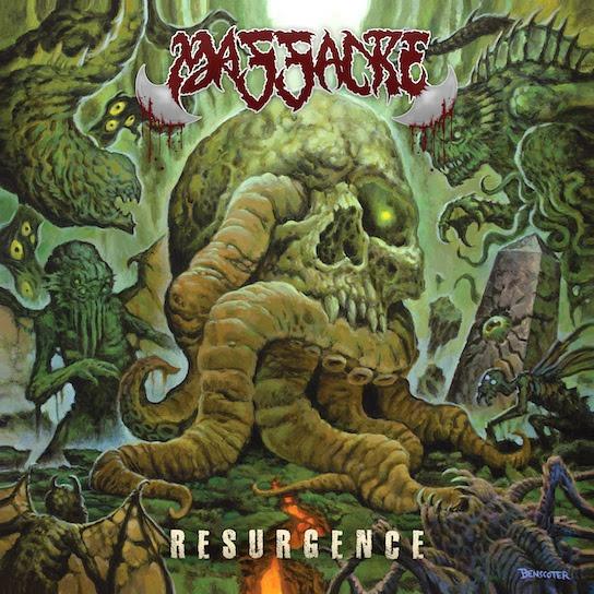 Massacre - Resurgence - Album Cover