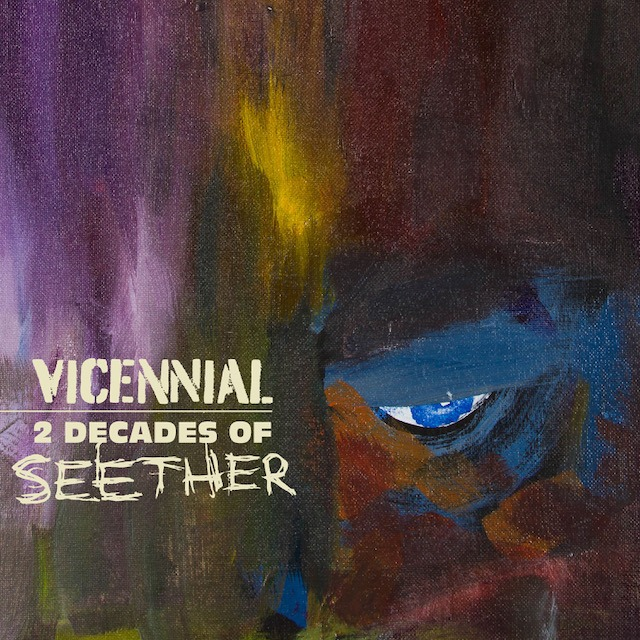 Seether - Vicennial 2 Decades Of Seether - Album Cover