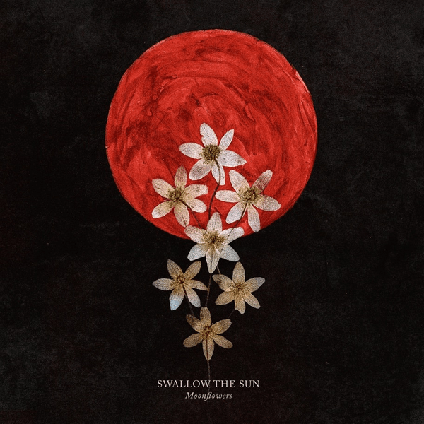 Swallow The Sun - Moonflowers - Album Cover