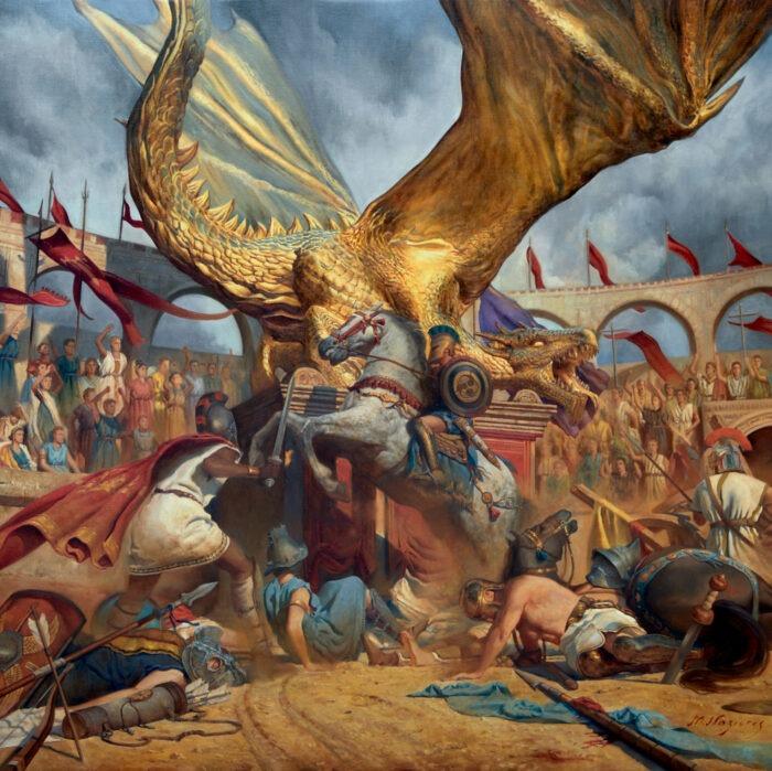 Trivium - In The Court Of The Dragon - Album Cover