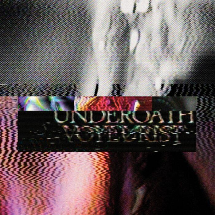 Underoath - Voyeurist -Album Cover