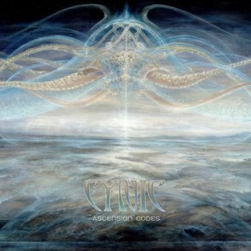 Cynic - Ascension Codes - Album Cover