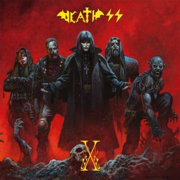 Death SS - X - Album Cover