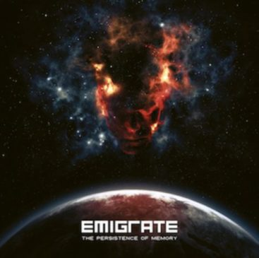 Emigrate - The Persistence Of Mrmory - Album Cover