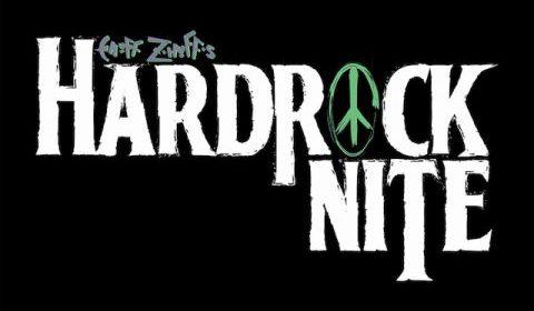 Enuff Z Nuff - Hardrock Nite - Album Cover