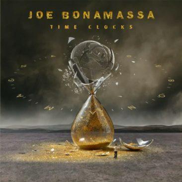Joe Bonamassa - Time Clocks - Album Cover