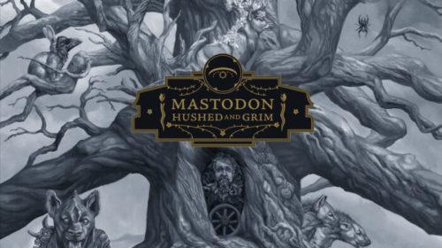 Mastodon - Hushed And Grim - Album Cover