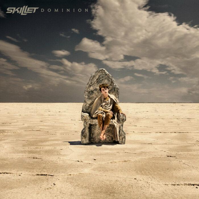 Skillet - Dominion - Album Cover