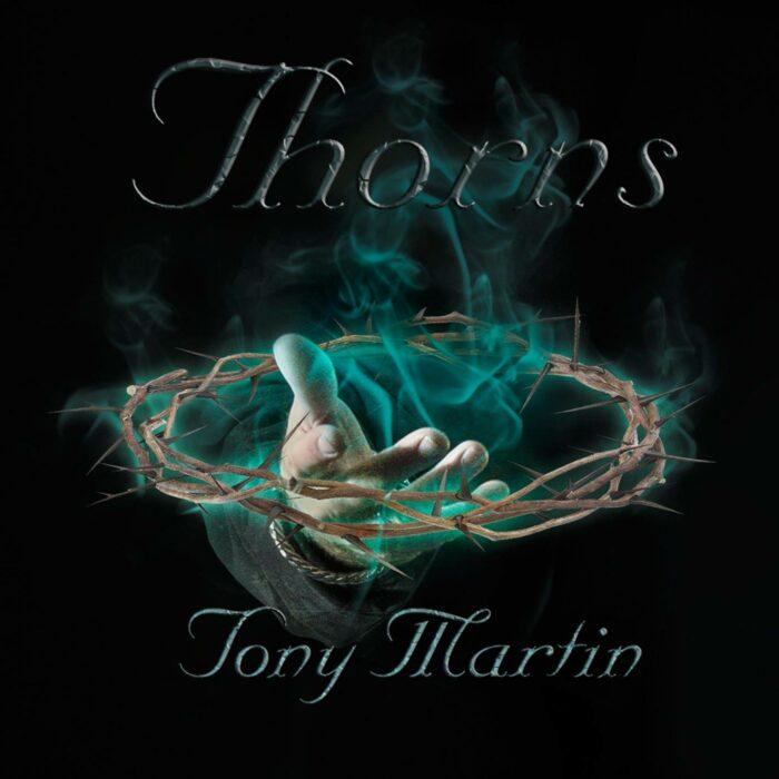 Tony Martin - Thorns - Album Cover