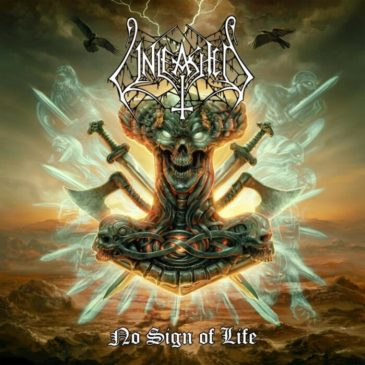 Unleashed - No Sign Of Life - Album Cover