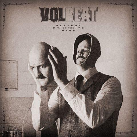 Volbeat - Servant Of The Mind - Album Cover