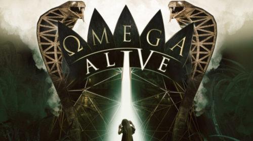 Epica - Omega Live - Album Cover