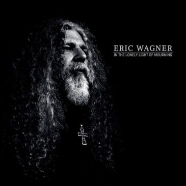 Eric Wagner - In The Lonely Light Of Mourning - Album Cover