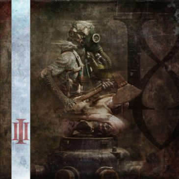 Gemini Syndrome - 3Rd Degree The Raising - Album Cover