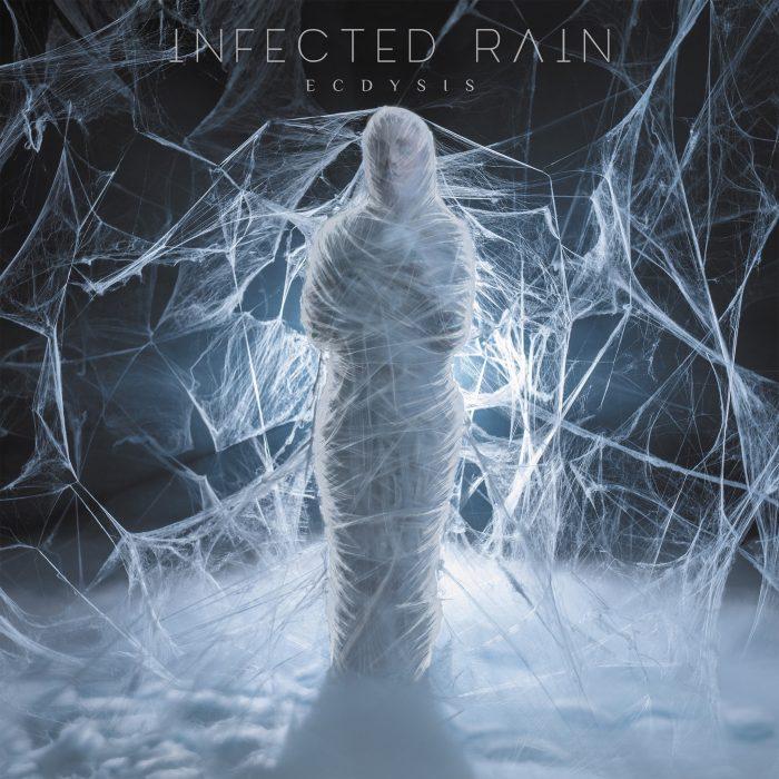 Infected Rain - Ecdysis - Album Cover